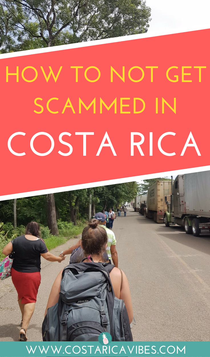 Costa rica dating scams