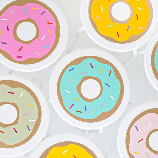 Have Your Donuts And Sit On Them Too With This Ikea Stool Makeover