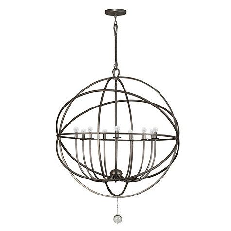 Office Light Orb Chandelier Extra Large Now Available At