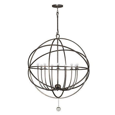 sale retailer 4da7b 7876d Extra Large Orb Chandelier | Lighting Ideas | Orb chandelier ...