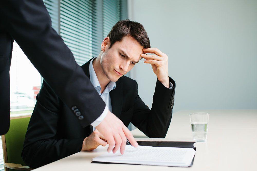 Cómo afrontar el fracaso en una entrevista de trabajo? // Cetelem-Empleo.es