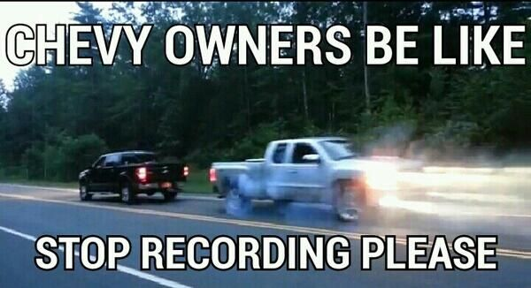 Chevy Jokes On Chevy Jokes Ford Jokes Chevy Memes
