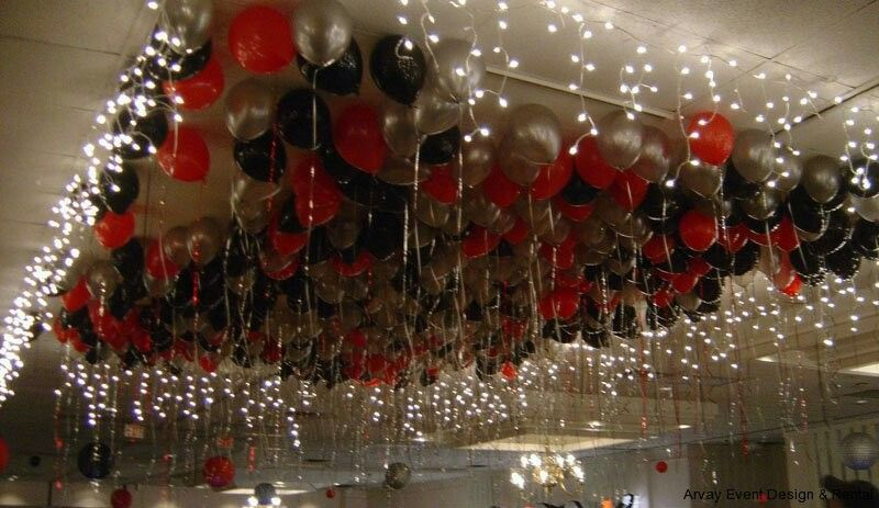 I Love This Idea With A Bunch Of Helium Balloons