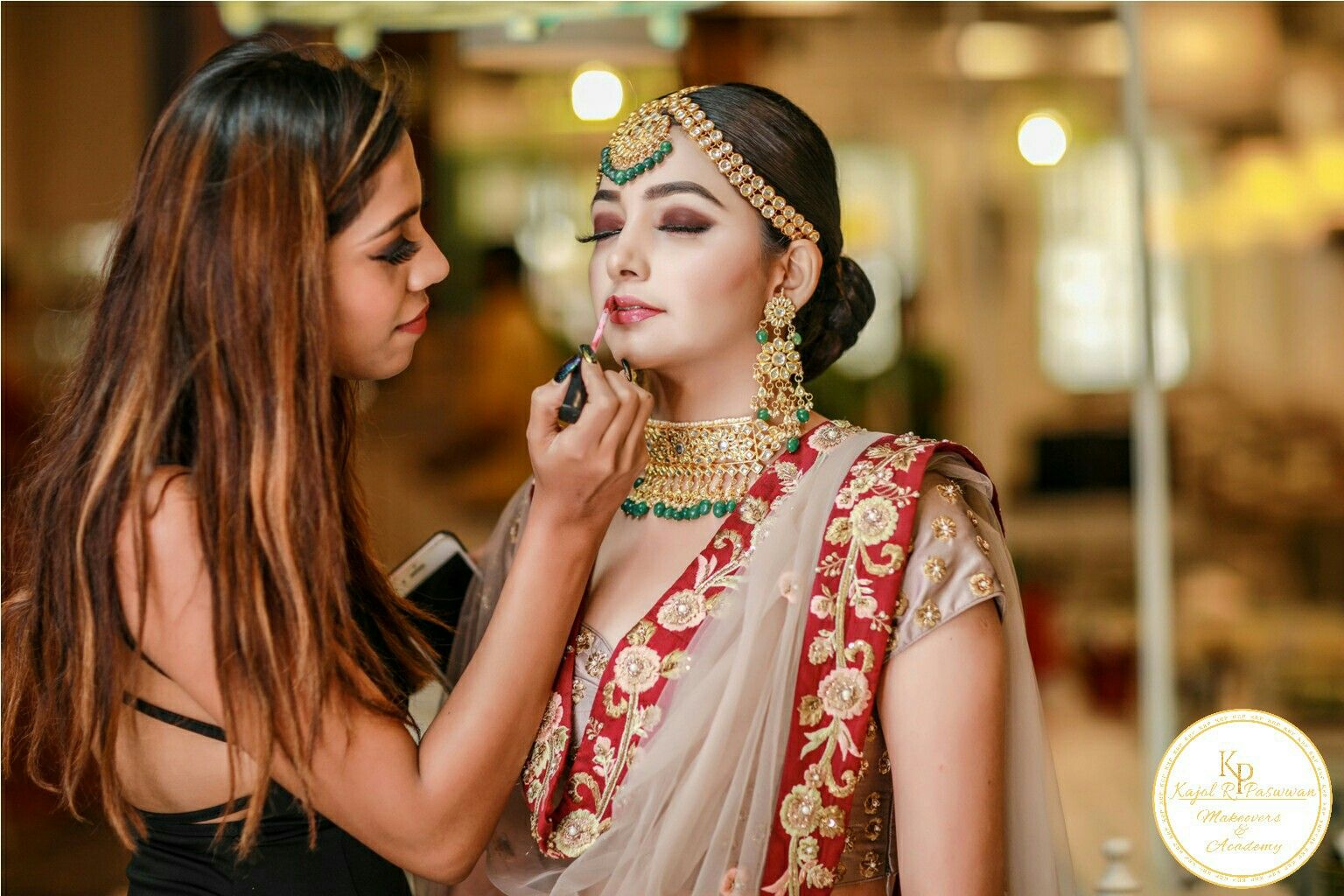 Top Makeup Artist in India   Indian Bridal Look By Kajol R