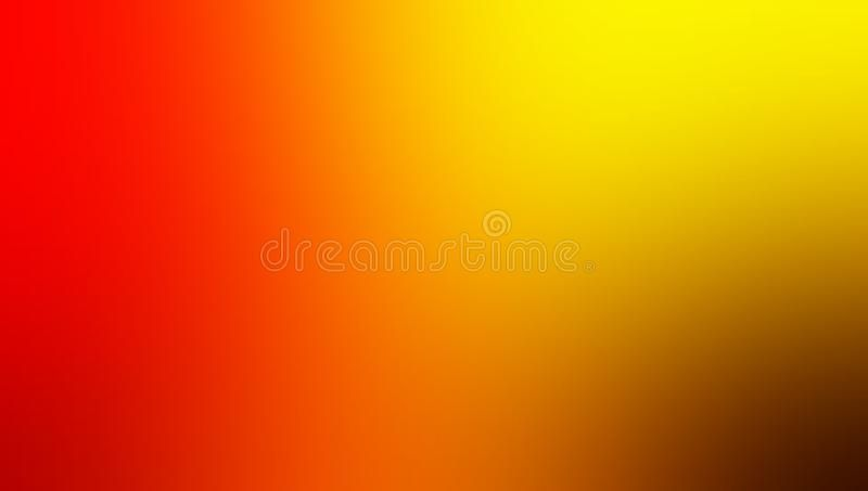 Red Orange And Yellow Bright Color Blur Background Wallpaper Book