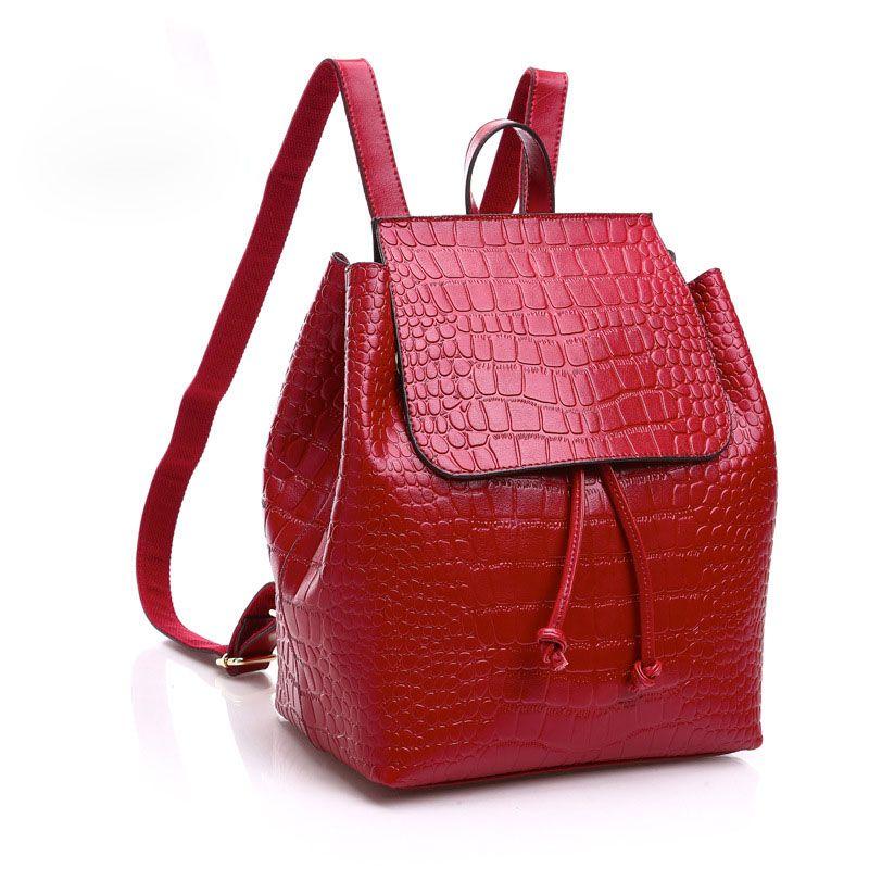4c96f26ce0c Tienda online de mochilas para colegio morrales de cuero de ...