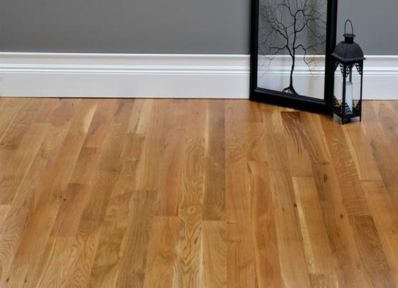 White Oak 1 Common Grade Unfinished Solid Hardwood Flooring White Oak Solid Hardwood Floors White Oak Floors
