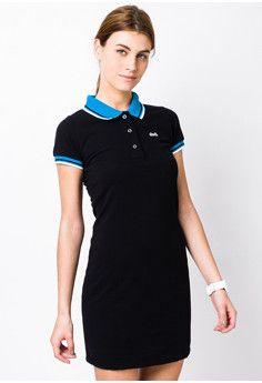 LE TIGRE Polo Shirt Dress  onlineshop  onlineshopping  lazadaphilippines   lazada  zaloraphilippines  zalora 91739f77b