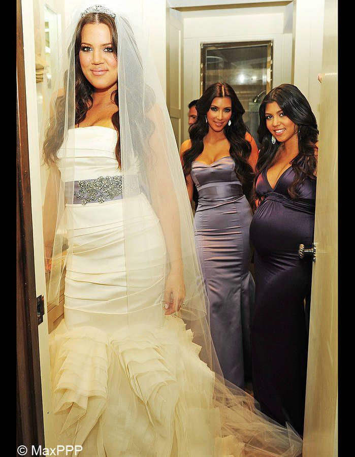 le mariage de Khloe Kardashian et Lamar Odom | Stars | Pinterest ...