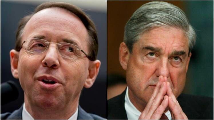 Rosenstein And Mueller Colluded To Break The Law Attorney Gregg Jarrett Calls On
