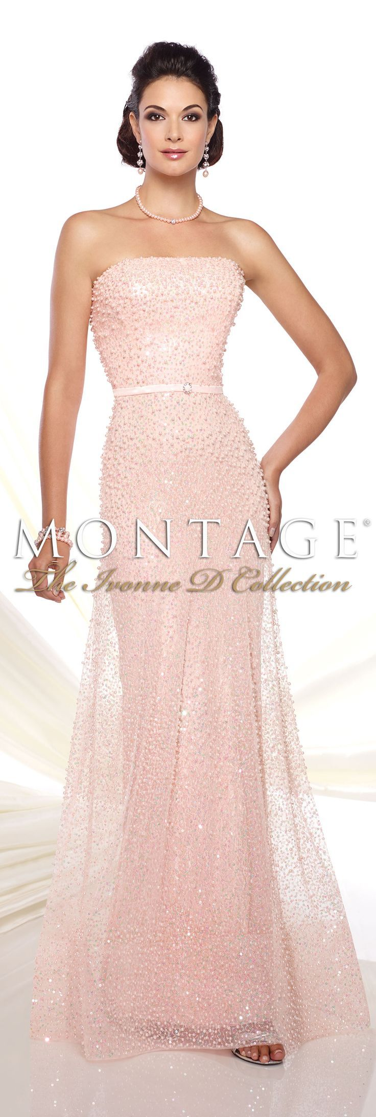 Couture Ivonne D Mother of the Bride Dresses 2018 for Mon Cheri ...