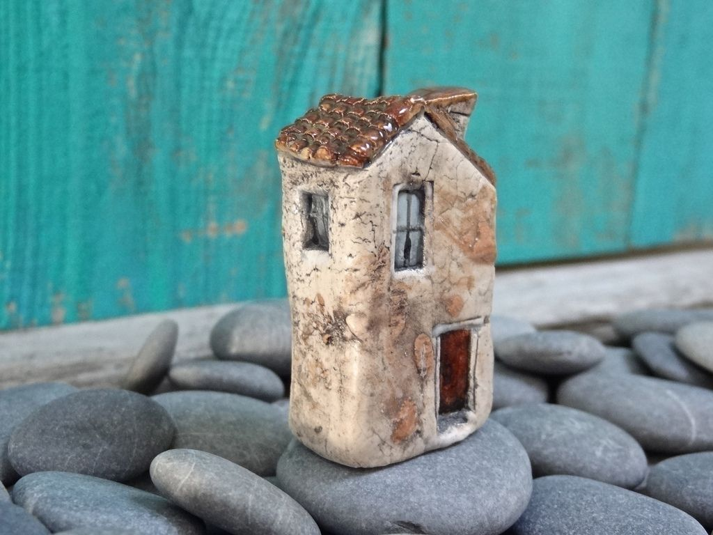House on the rock flickr photo sharing - Miniature Ceramic House Flickr Photo Sharing