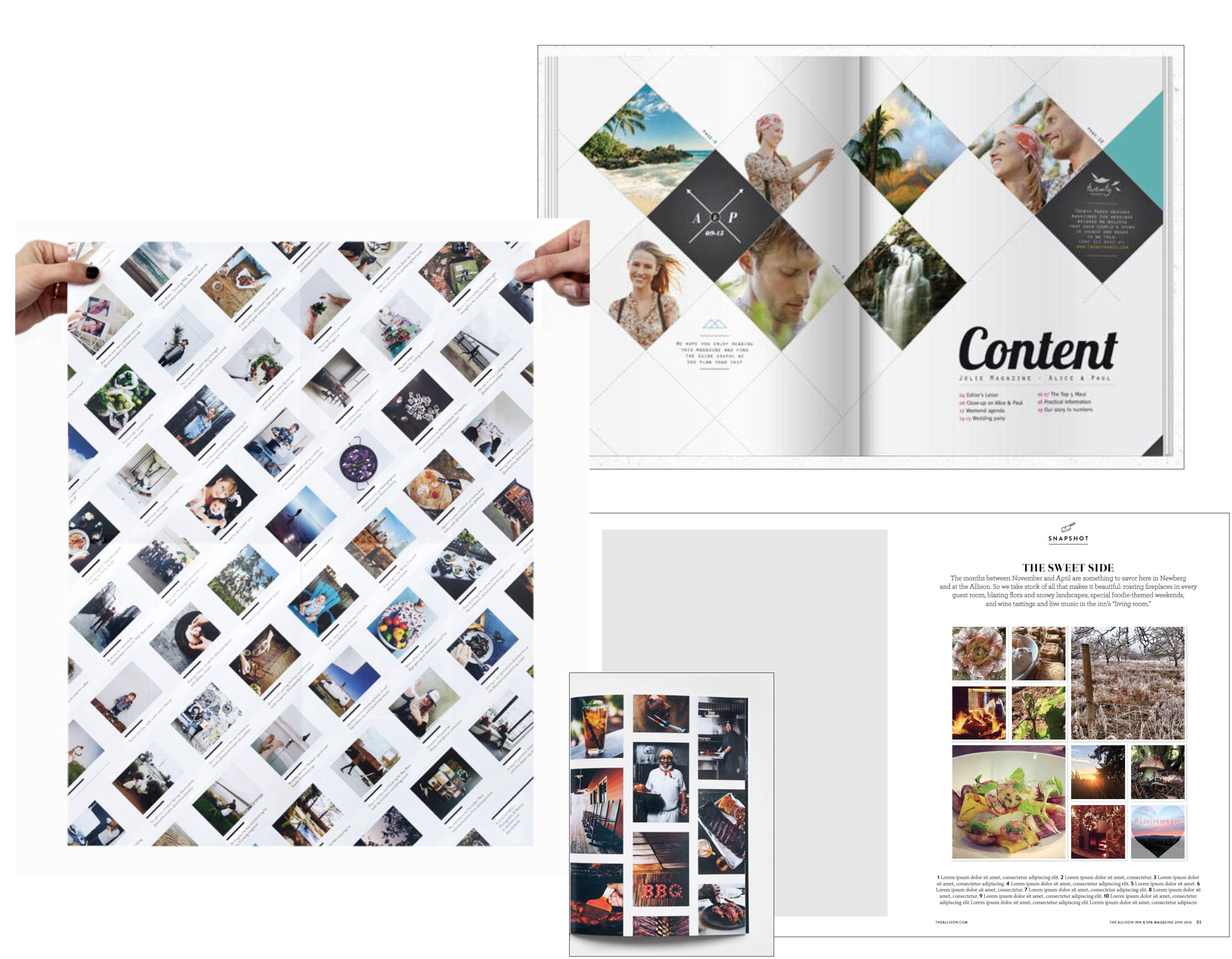Instagram Collage Design Sample Instagram Collage Design
