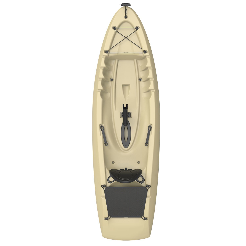 Lifetime Hydros Angler Kayak (Sandstone) Sam's Club