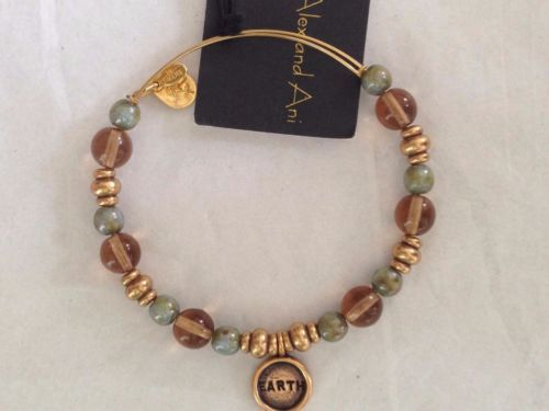 Alex And Ani Earth Element Beaded Russian Gold