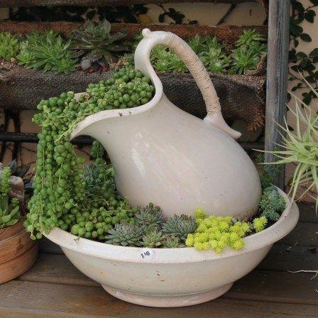 #succulent #indoor #garden #make #dish #how