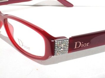 2331ddfaa803 Get the lowest price on Beautiful and Rare Christian Dior Eyeglasses Dark  Pink and other fabulous designer clothing and accessories! Shop Tradesy now