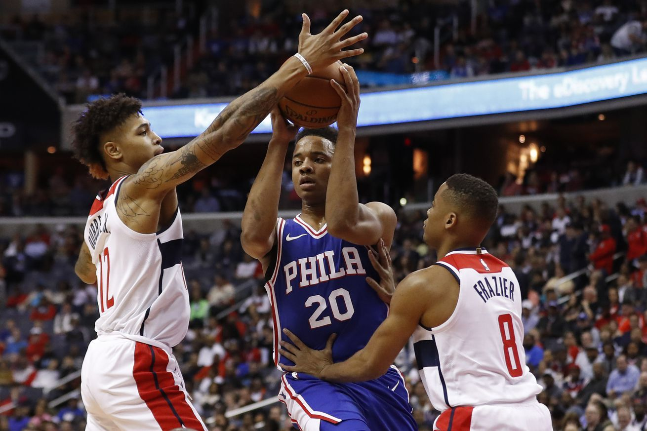 Preview Wizards head to the city of Brotherly Love
