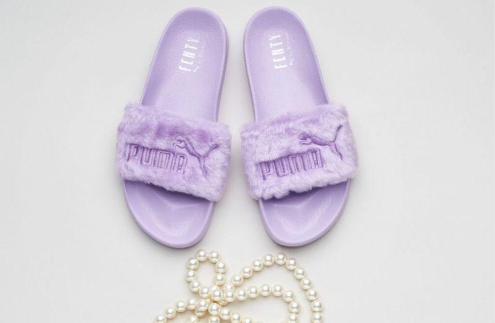 Großhändler billiger Verkauf verschiedene Stile Details about Puma Fenty by Rihanna Jelly Slide Sandals ...