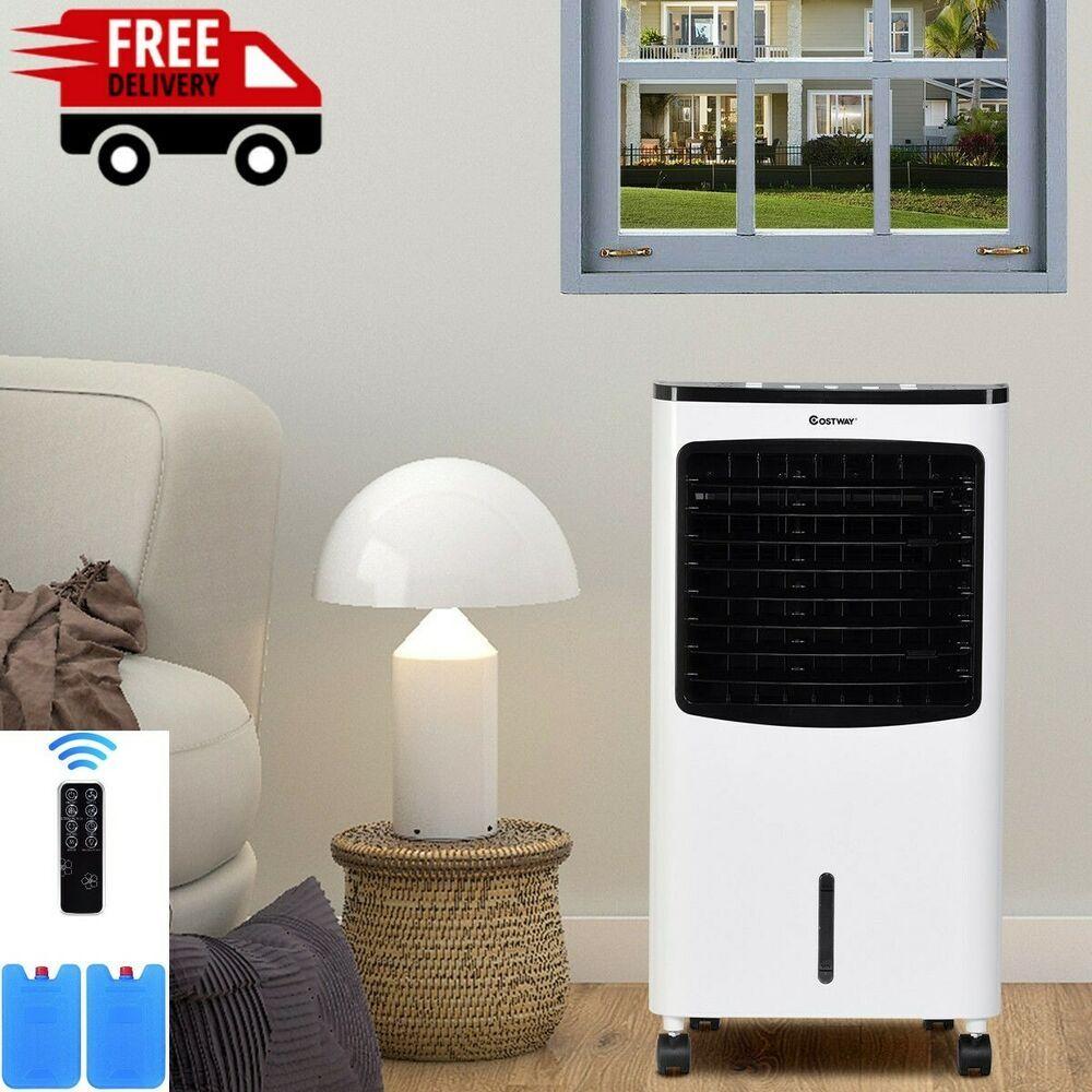 Portable Air Conditioner Indoor 3 Mode AC Unit Remote