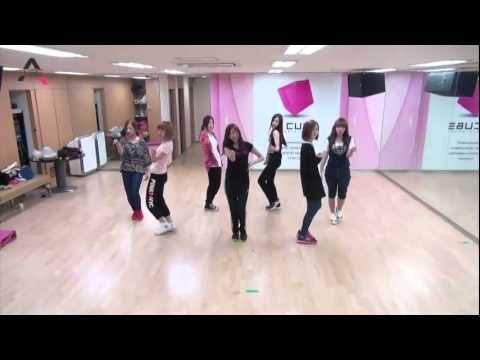 A Pink - Hush Dance Practice (Full Ver.)