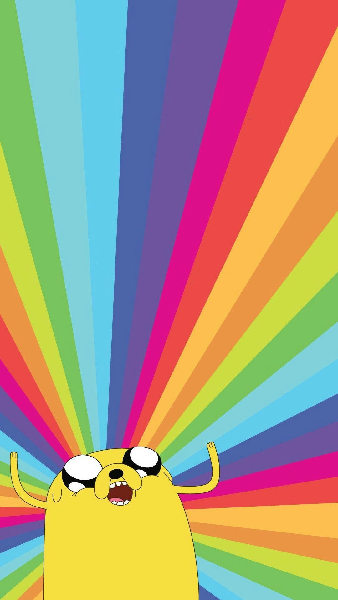 Rainbow Wallpaper Adventure Time Iphone Wallpaper Twitter Backgrounds Phone Backgrounds Wallpaper Backgrounds