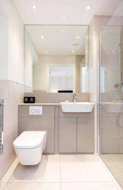 20 Ingenious Ideas For Decorating Small Bathroom With Big Statement Small Bathroom Layout Small Bathroom Makeover Small Bathroom
