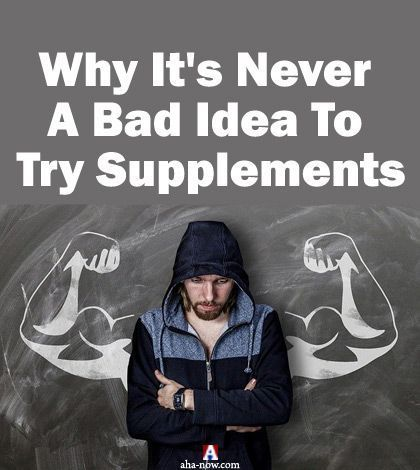 #Supplements may be beneficial for those who #exercise to gain muscle and strength. Do you go to a g...