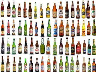 Download Beers Of The World Wallpaper #10207 | 3D & Digital Art Wallpapers