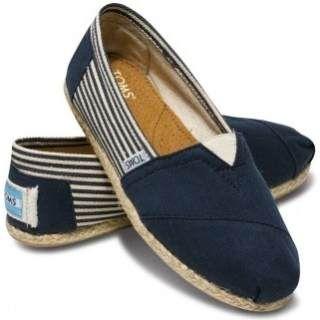 Zapatos Toms Clasico Calzado Para Dama Y Caballero Flats Vrn