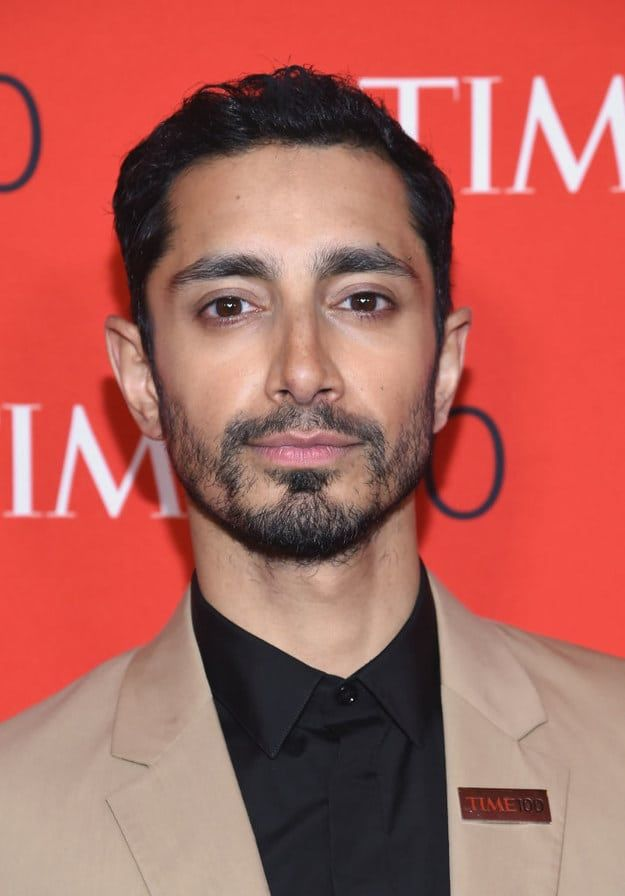 Riz Ahmed (british actor of Pakistan heritage) (With