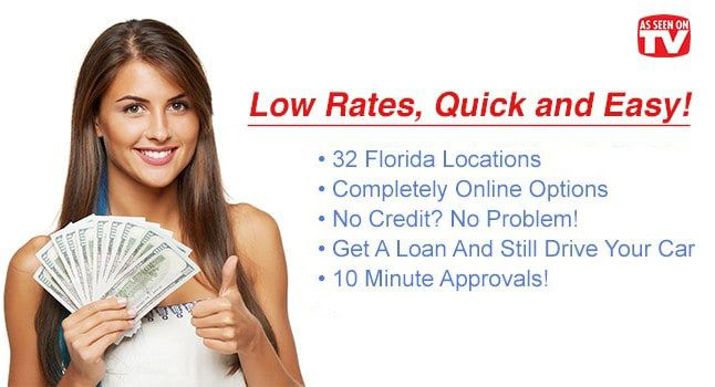 A Direct Auto Title Loans Lender In Fort Lauderdale Florida Get A Loan And Still Drive Your Car No Credit No Prob Loan Lenders Get A Loan Best Payday Loans