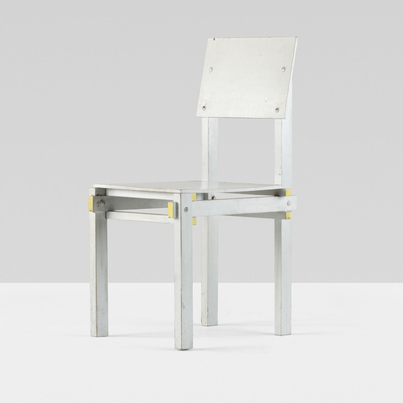 Gerrit rietveld chair for sale - Gerrit Rietveld Military Chair 1 1923
