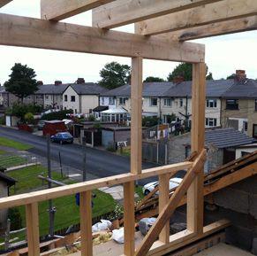 Dormer Loft Conversion Guisley Roof Styles Dormer Loft Conversion Dormers
