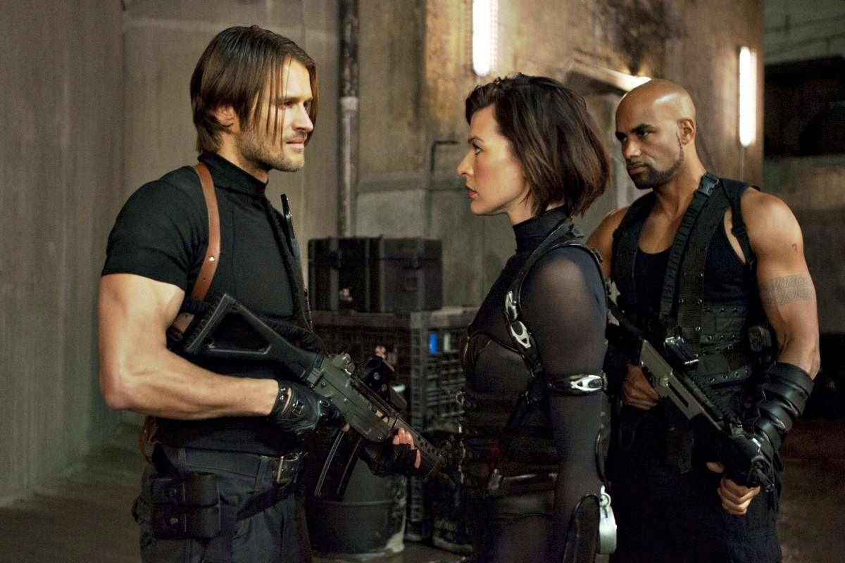 Johann Urb Google Search Resident Evil Movie Resident Evil