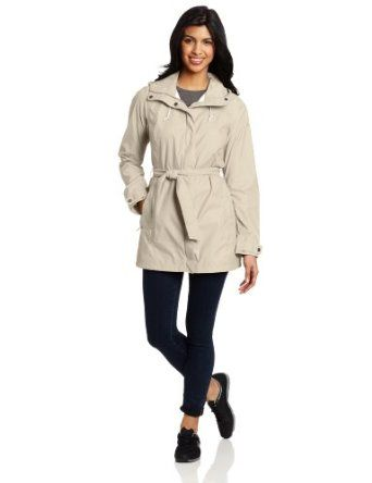 Amazon.com: Columbia Women's Pardon My Trench Rain Jacket ...