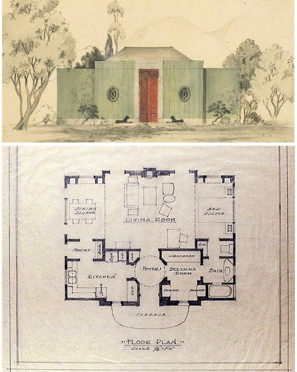 Douglas Truesdale On Instagram Daydreaming About John Elgin Woolf S Daydream House This Might Be The Perfect Design Johnelginwo Elgin Instagram Daydream