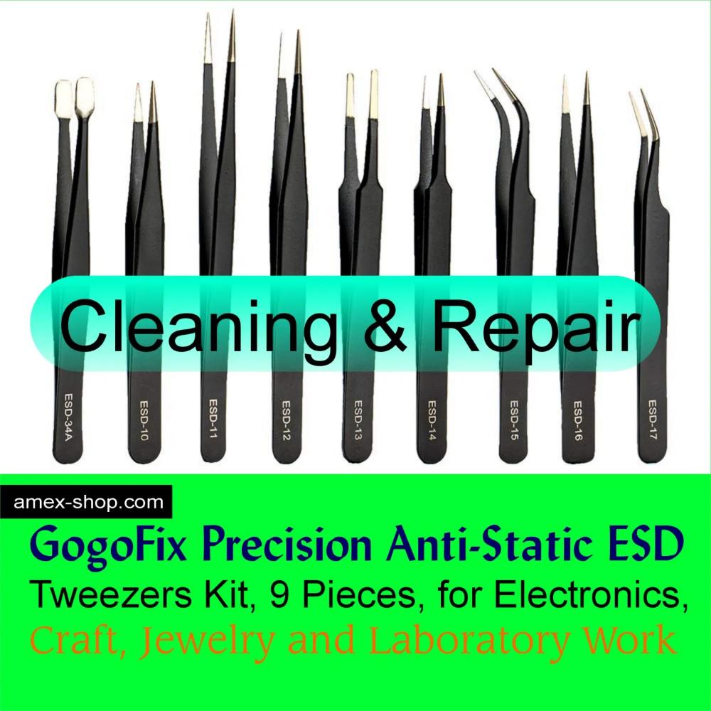 Cleaning & Repair Compressed Air Dusters