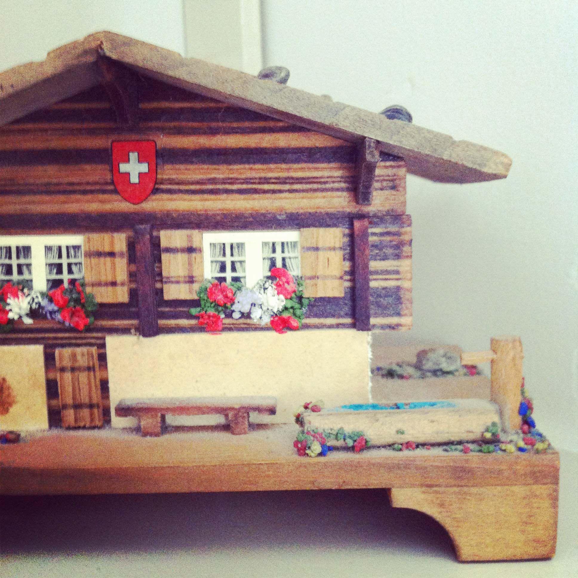 Swiss Chalet Swiss chalet, Gingerbread house, Chalet