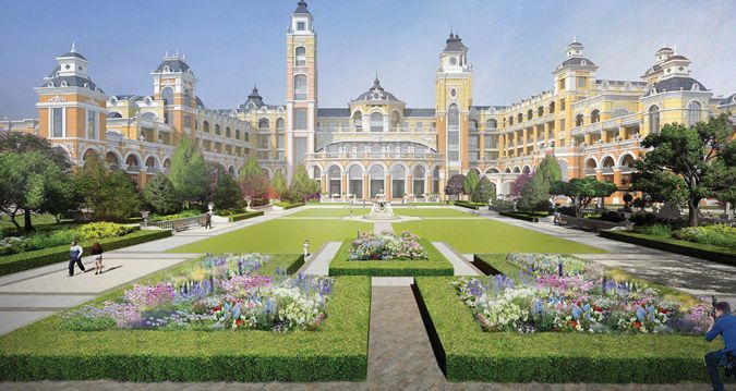 June - Hilton Dalian Golden Pebble Beach Resort   China   Noteworthy ...