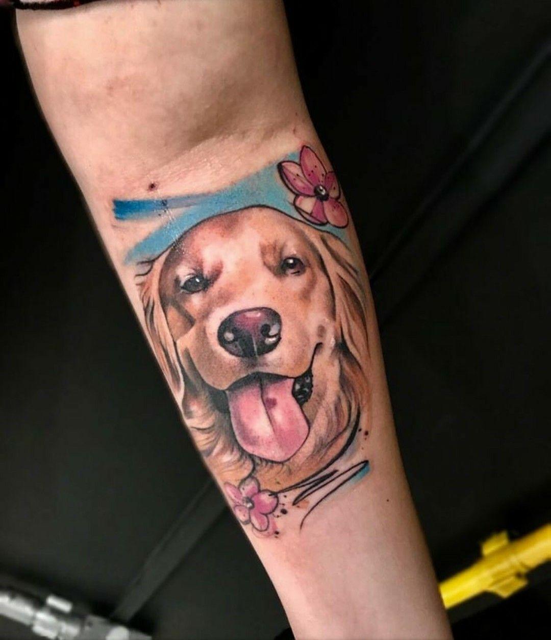 Pin By Jennifer Miller On Memorial Tattoo Dog Tattoos Dog Tattoo Small Tattoos