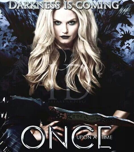 Can't Wait To See How Emma Will Act As The Dark One! Just