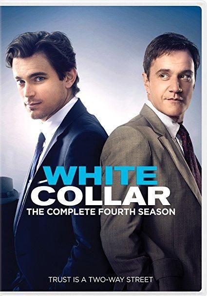 Matt Bomer Tim Dekay White Collar Season 4 White Collar Season 4 White Collar Season 4