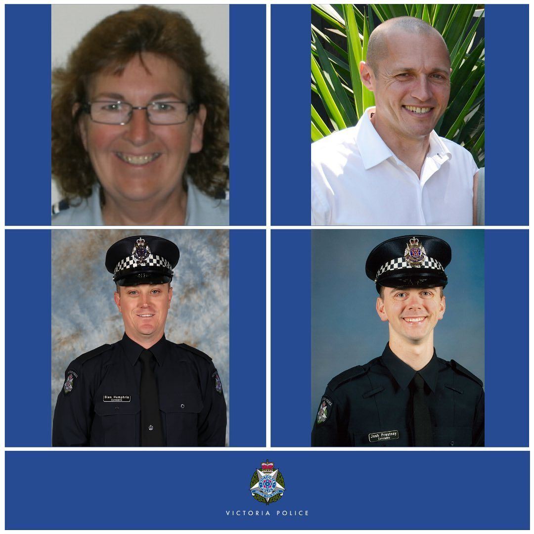 Victoria Police On Instagram We Remember Their Names Will Forever Be Remembered Their Service Honoured And Their Memo Victoria Police Victoria Memories