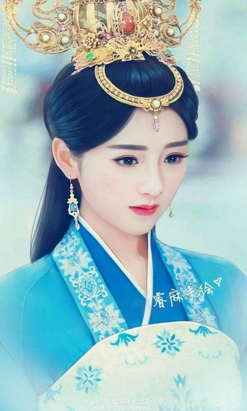 Chinese princess Wallpaper HD for Android APK Download