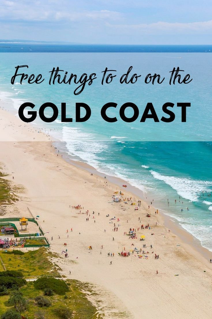 what to do on gold coast for free