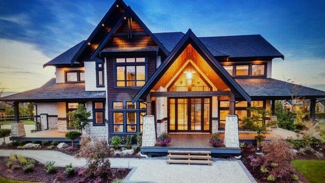 Building Designs, House Exteriors, Dream Houses, Facade, Floor Plans, House  Design, Minecraft, Dream Homes, Exterior Homes