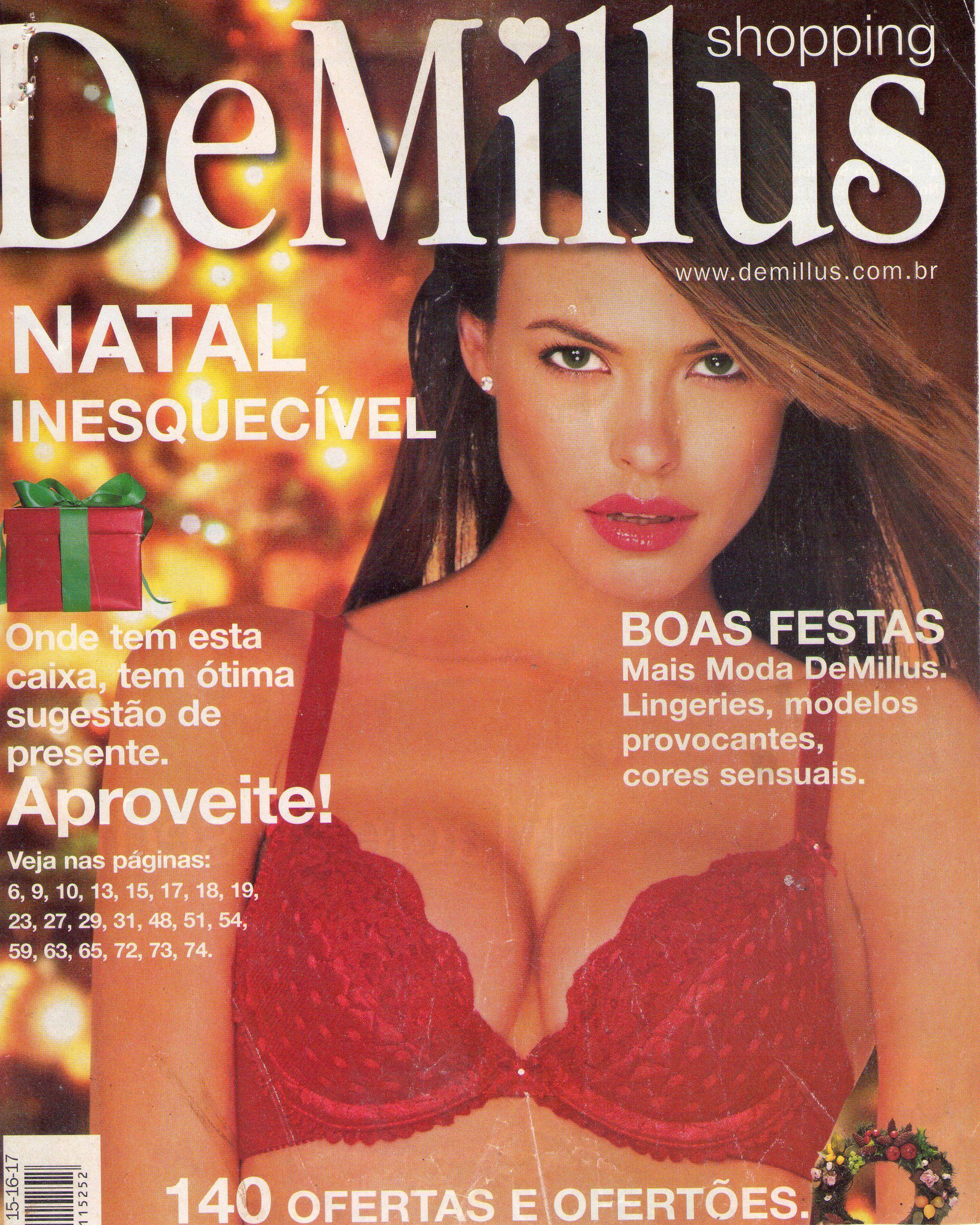 f291ad3e0 Revista Demillus Shopping 2002-C-15-16-17  Demillus