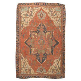 Flying Carpet Ride Kitchen Towel