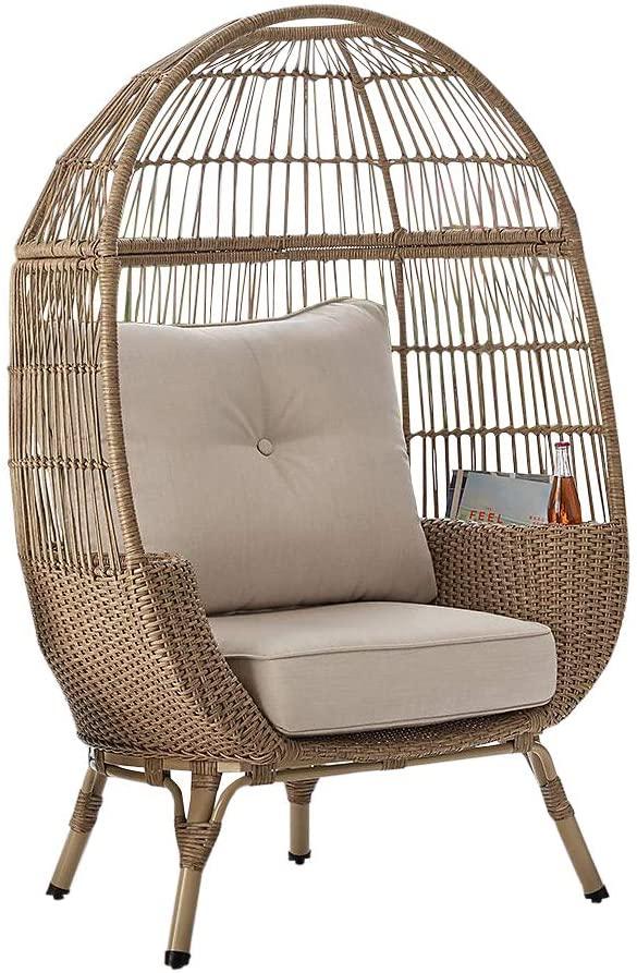 sunbrella cushions egg chair